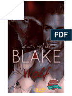 Blake Wolf- Arwen McLane