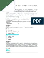 Organizacion y Metodos Quiz 1 S3
