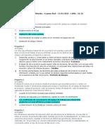 Organizacion y Metodos Examen Final S8