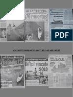 Accidente Boeing 757-200 AeroPeru PDF
