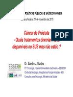 APRESENTACAO SANDRO Aula - Prostata - CAM.pdf