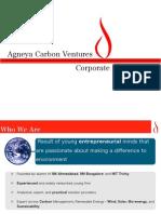 Agneya Corporate Presentation