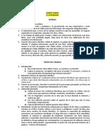 Cuestionario - Albert Camus - El extranjero (1)