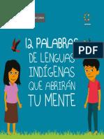 12 Palabras de lenguas indígenas para abrir la mente