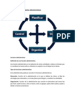 Sistemas Y Procedimientos Administrativos
