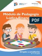 Modulo estudiante Pedagogia Ludica Financiera