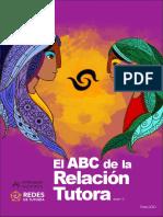 EL ABC DE LA RELACIÓN TUTORA.