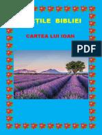 Cărți Din Biblie - Cartea lui Ioan 66