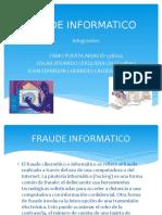 FRAUDE INFORMATICO- AUDITORIA DE SISTEMAS