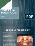Clase 2. Qué es la percepción.pptx