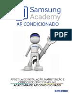 ❄️APOSTILA SAMSUNG DE INSTALAÇÃO E MANUTENÇÃO SAMSUNG❄️.pdf