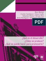 Manual Qué es el Desarrollo Bertoni et al-1-33