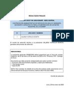 001-PUBLICACIONES DE RESULTADOS FINALES