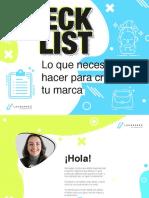 checklist-marca