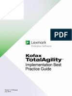 Kofax TotalAgility - Implementation Best Practice Guide - v1_0.pdf