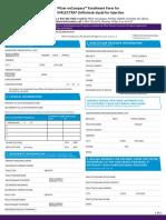 New Pfizer enCompass Enrollment Form for INFLECTRA