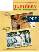 The Mujahideen,#3  Fifth Year,September 1991