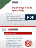 1 proyectos ppt