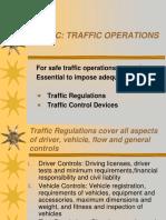 Traffic Operations