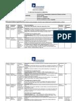 ESTÉTICA Planeación Programática Semestral 20202