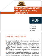 lecture plan_managerial communication