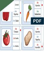 A4 Gemüse