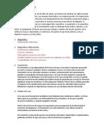 1. OFTALMOLOGIA - CASO CLÍNICO 1 Y 2