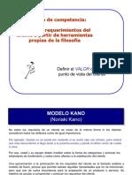 Modelo Kano - Complementario