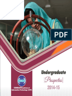 UG Prospectus 2014- 2015