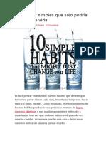 10 hábitos simples que sólo podría cambiar tu vida.docx