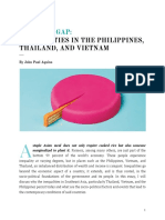 Inequalities in the Philippines, Thailand, and Vietnam