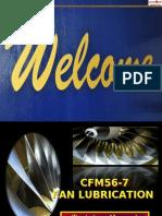Fan Lub CFM56-7