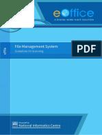 eOffice guidelines