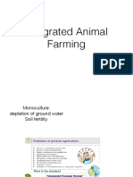 Integrated Animal Farming