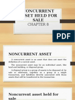 CHAPTER 8- Noncurrent Asset held for Sale