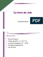 22. Job-Qohelet