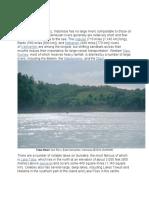Indonesia Drainage