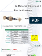 08 Diagnóstico de Motores Eléctricos - A Análise de Corrente