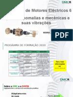 06 Diagnóstico de Motores Eléctricos - Tipos de Anomalias Mecânicas e Suas Vibrações