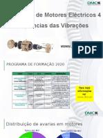 04 Diagnóstico de Motores Eléctricos - Frequência Das Vibrações