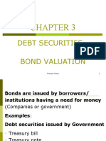 CHAPTER 3 - Debt Security