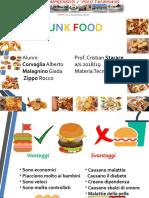 Gruppo N° 7 Junk Food