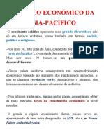 Módulo 9.1.2.C_os polos de desenvolvimento económico- Afirmação do espaço económico àsia-Pacífico