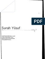 Al-Misbah 012 Surah Yusuf