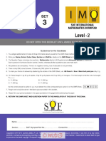 Imo Level2 Class 6 Set 3 - OSDS