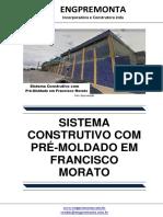 Sistema Construtivo Com Pré-Moldado Em Francisco Morato