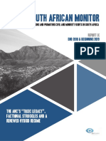 South African Monitor 9 - 2018 to 2019