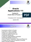 Oracle WIP