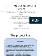 Project Report Bangalore Ankush Gulati