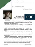 Diário de Leitura Os Maias_ Joana Nascimento